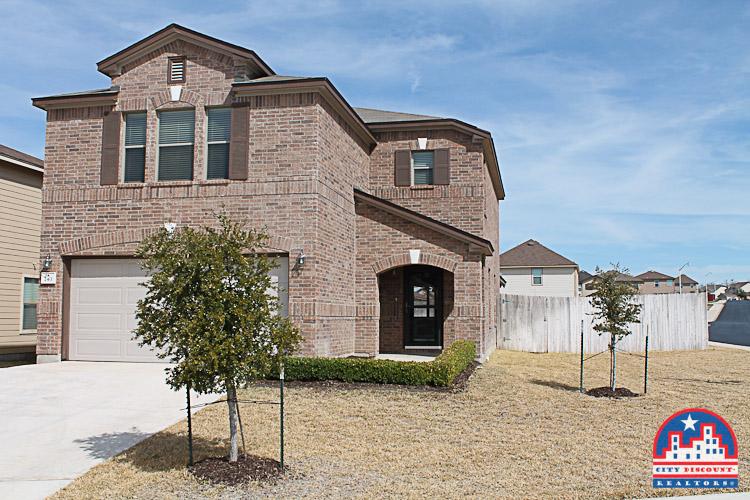 2411 Howry Dr Georgetown TX 78626 corner house