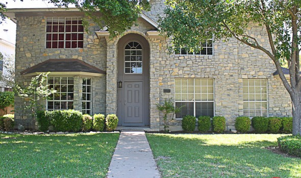 Round Rock home for sale with no HOA.